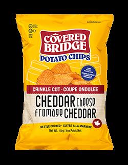 Cheddar Crinkle Cut