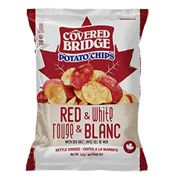 Red & White Chips