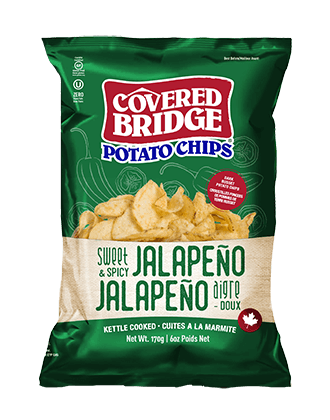 Sweet & Spicy Jalapeno
